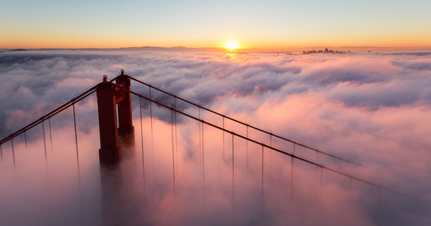 This Is What A 'Typical' Morning In San Francisco Looks Like